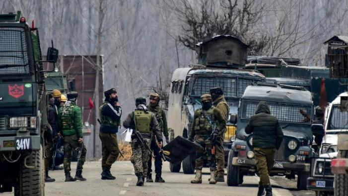 """Lambo Bhai"" among militants to flee from gunfight site in Pulwama"