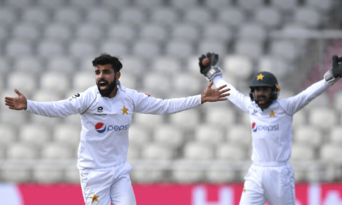 Shadab Khan ruled out of first NZ Test due to thigh injury