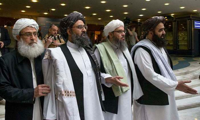 Afghan govt's envoys accuse Taliban of snubbing talks
