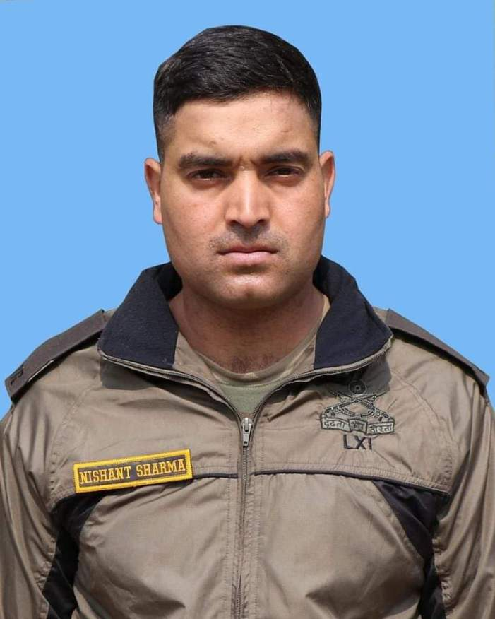 Trooper injured last week along LoC in J-K succumbs