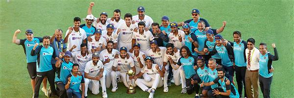 India win Chennai Test by 317 runs, level series 1-1