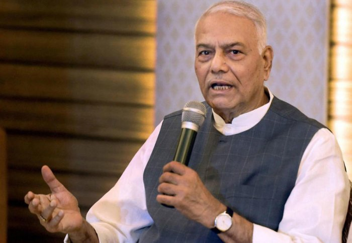 Former Union minister Yashwant Sinha joins TMC