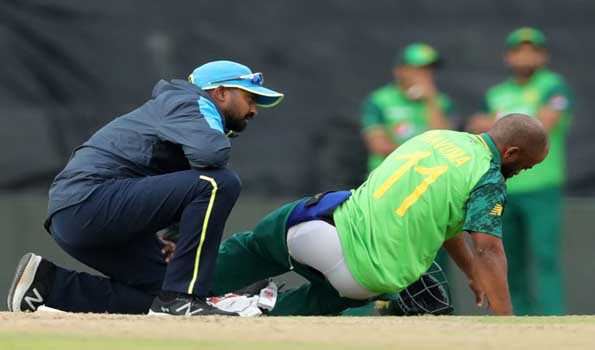 Bavuma ruled out of Pakistan T20I series, Klaasen to lead S Africa in his absence