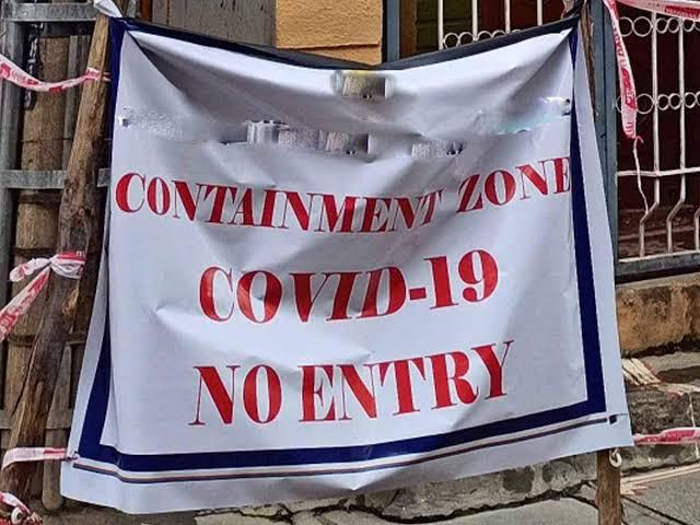 DM Srinagar notifies 5 more localities as Micro-containment zones