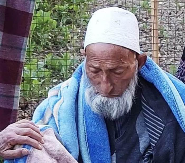 The civil witness of Kunan incident of Kupwara dies