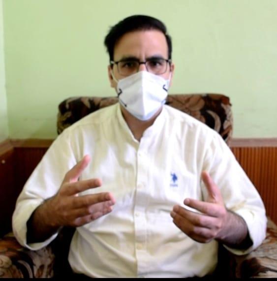 Pandemic affects mental health of children, old aged people: Psychiatrist, Dr Junaid Nabi