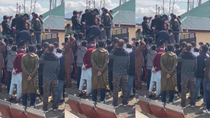 Bad condition of covid designated hospitals in Srinagar