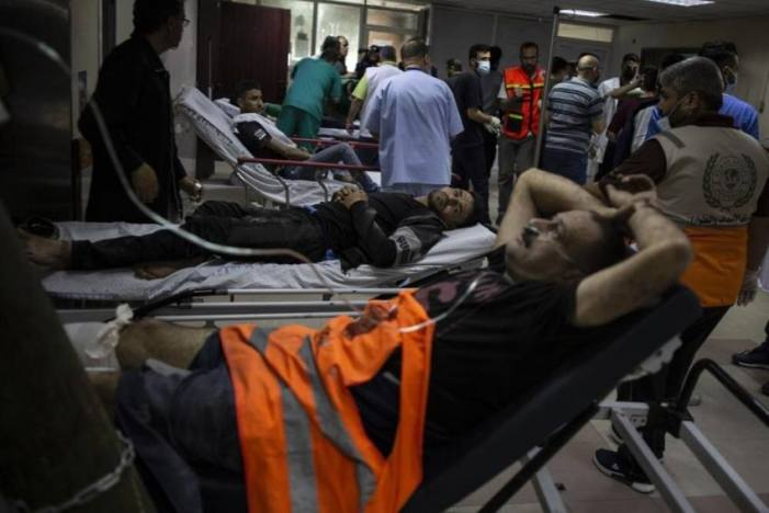 Gaza's Health System Suffers Under Repeated Wars, Israeli Bombardment