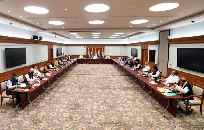 Crucial All-Party Meeting on J&K in Delhi Today