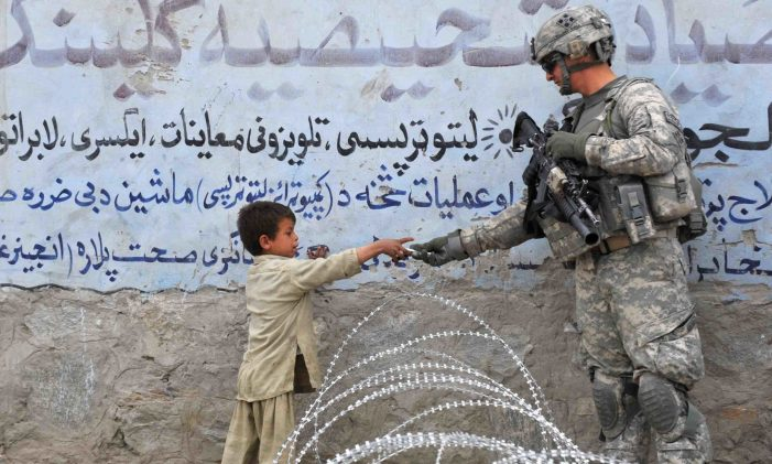 US Afghan pullout reaches halfway stage