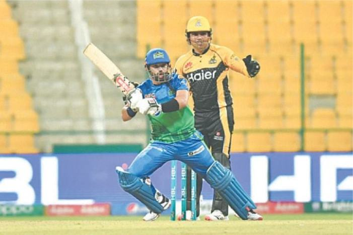 Dhani, Rizwan power Sultans to crushing win over Zalmi
