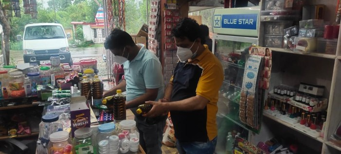 Food Safety Department conducts special drives in Rajouri district