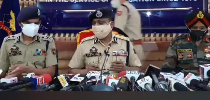 Police chief says foreign militants are trying not to be on radar