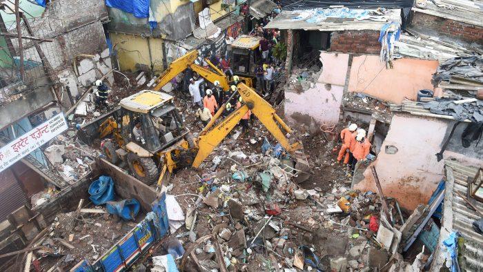 8 children among 11 die in Malwani building collapse in Mumbai