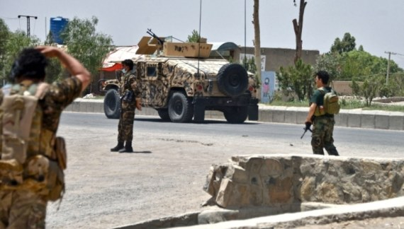 4 journalists arrested in Afghanistan for 'trying to enter' Spin Boldak