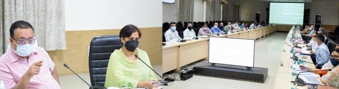 Navin Choudhary inaugurates Seed Processing Unit at Samba