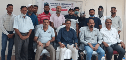 Training programme on Artificial Insemination in dairy animals concludes at SKUAST-Jammu