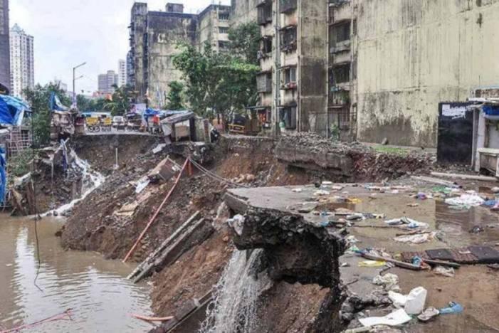 Maharashtra Rain Fury: 30 People Die After Landslide In Coastal Raigad District