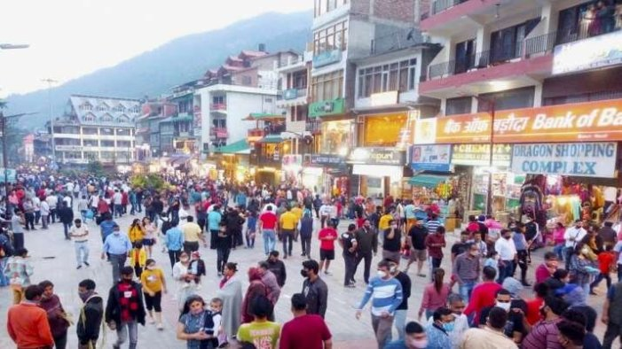 People Thronging Tourist Hotspots Is A Major Cause Of Concern As COVID Is Not Over: Centre