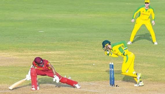 Pollard blasts pitch after Australia cruise to ODI series win