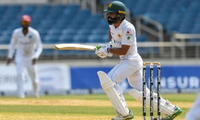 Fawad century, Shaheen's strikes give Pakistan hope of levelling Test series against WI