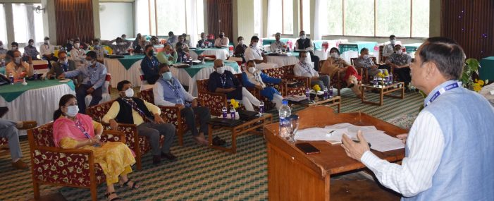 Advisor Bhatnagar inaugurates two-day workshop on 'Content Enrichment of Textbooks' of JKBOSE