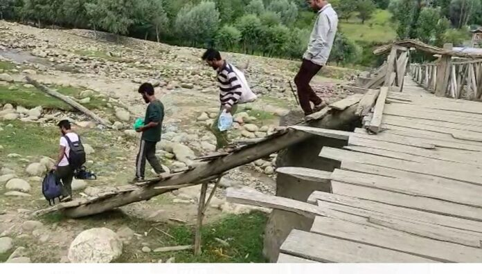 24 years on, Bridge nowhere in sight after inaugurated by politicians in 1997
