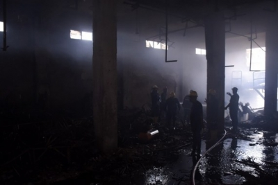 Factory fire kills 15 labourers in Karachi