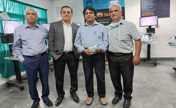 Medtronic Partner to Open Surgical Skills Lab in Srinagar