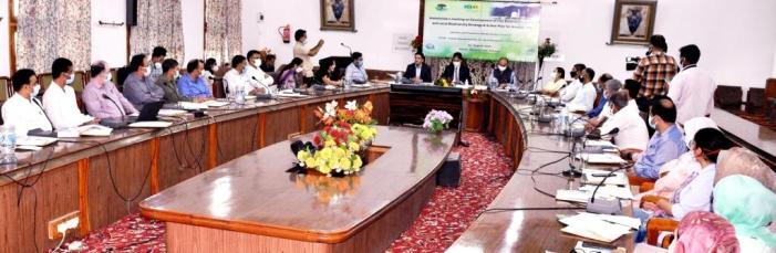J&K Biodiversity Council organizes meeting on development of CBI for Sgr
