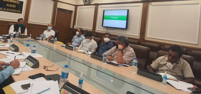 Union Joint Secretary RDD tours various Panchayats, reviews development works