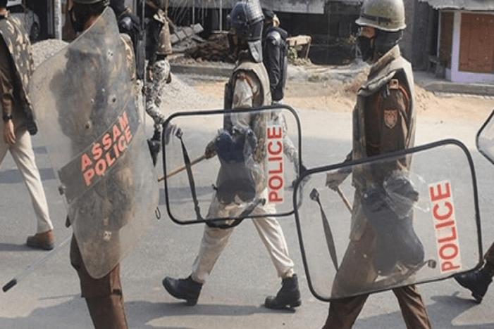 Three Weeks After Assam Bloodbath, Mizo-Assam Border Tense Again