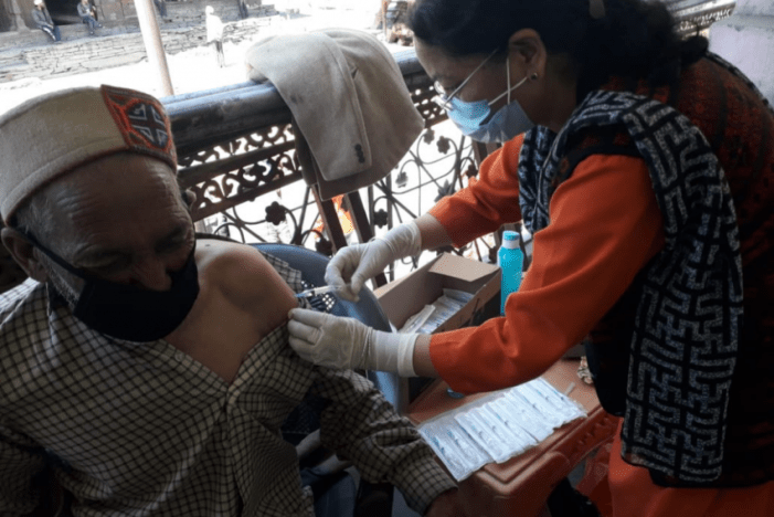 Himachal Pradesh Becomes First State To Vaccinate 100% Of Its Population