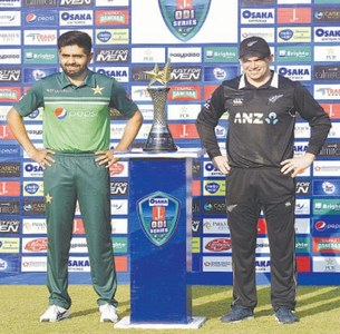 Pakistan-New Zealand white-ball series abandoned following security concern