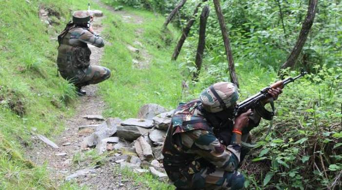 Poonch encounter: Two cops, solider, foreign militant injured, says Police