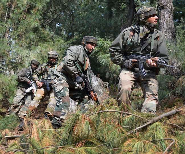 Encounter breaks out in Waggad Tral