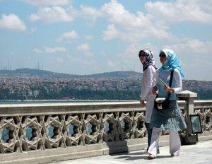 Hijabi-tourists