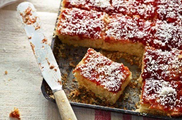 jammy coconut sponge ramadhan dessert cake