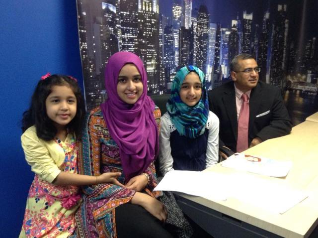 Interview ayaz sisters