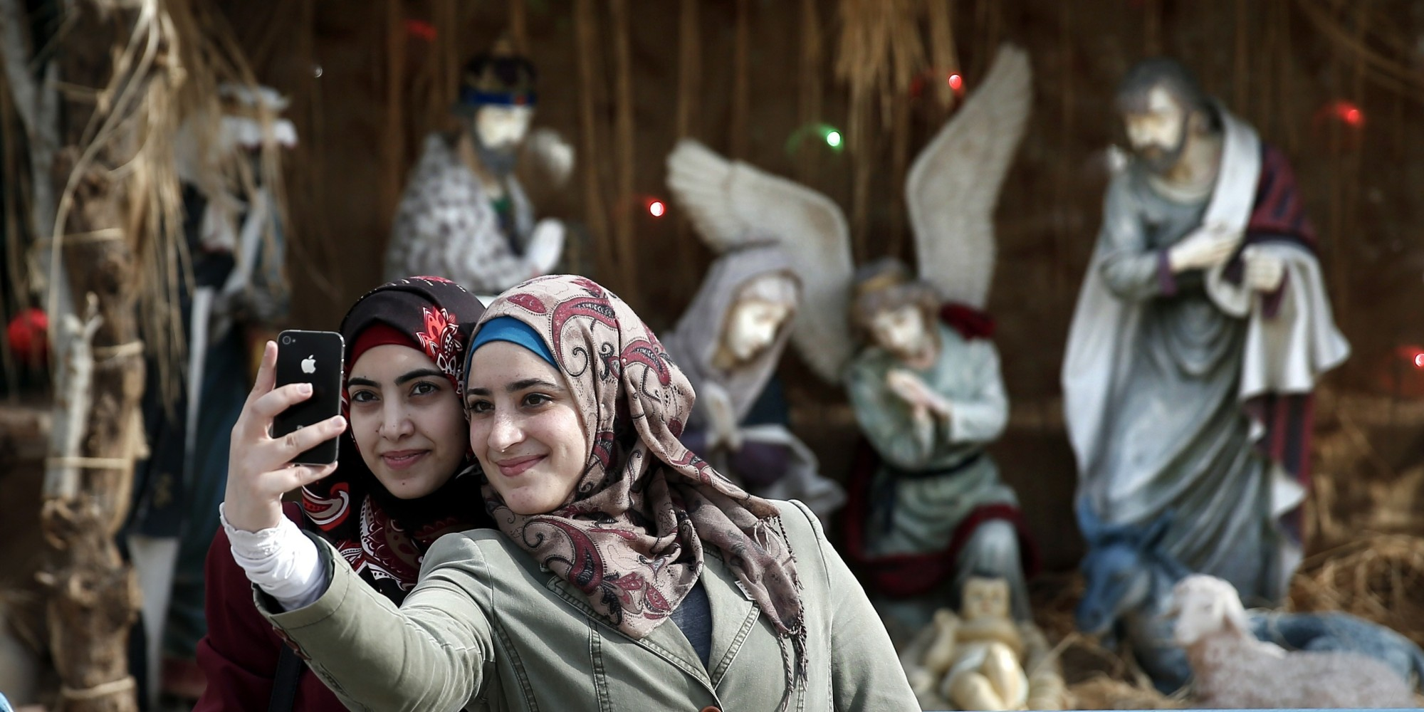 Why, as a Muslim, I'll be celebrating Christmas