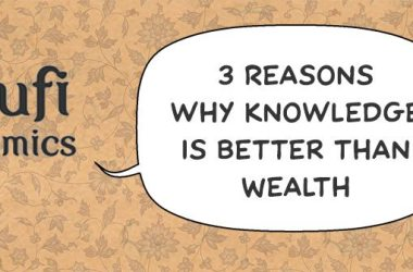 3 Reasons why Knowledge is better than Wealth