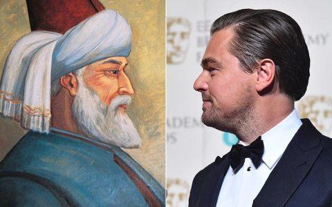 Rumi Di Caprio Movie Whitewash hollywood
