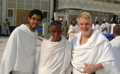 Ihram white clothes hajj