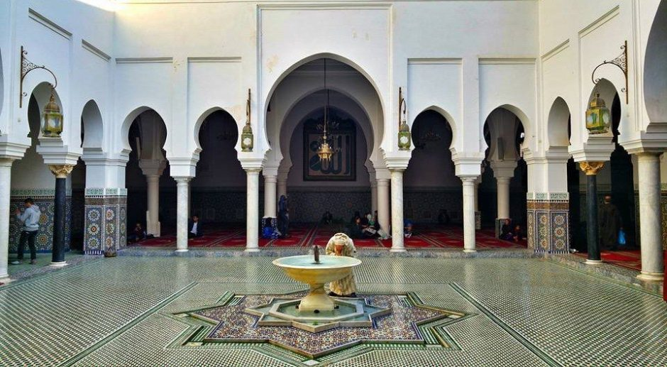 mosque-moulay-idris