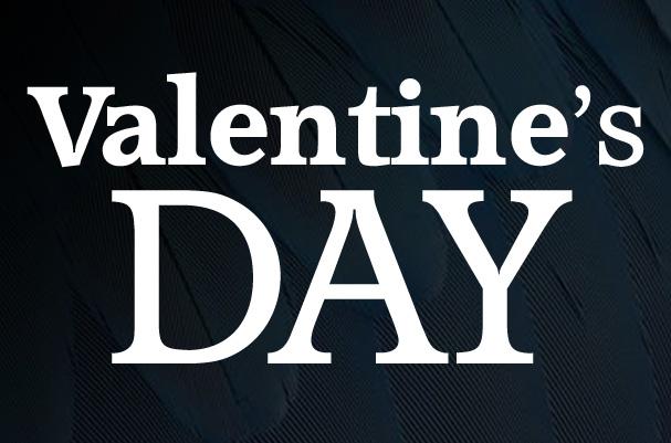 Saint Valentin de dernière minute