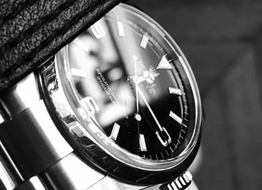 Les montres collector