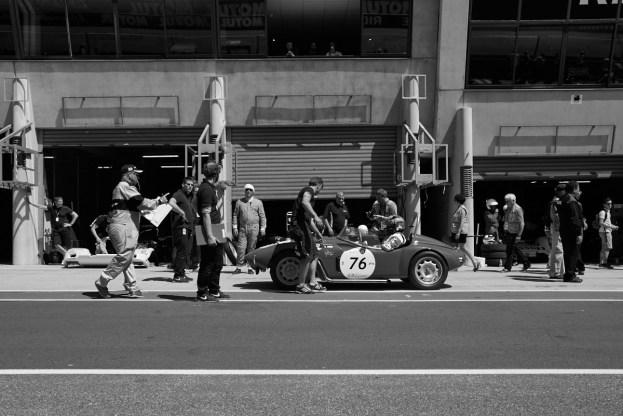 MORETTI 750 Sport 1956