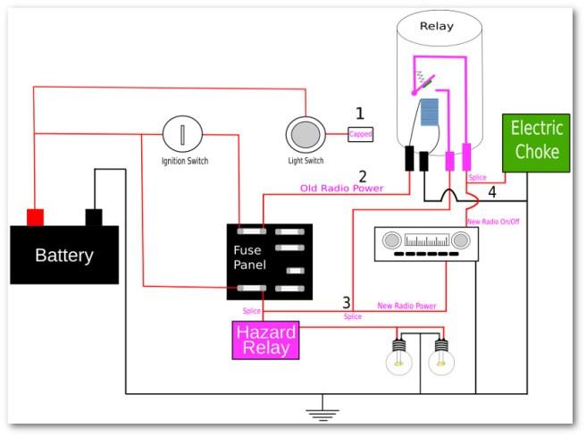Electrical Diagram In Word