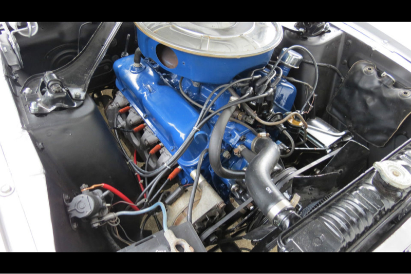 Ford Mustang Starter Solenoid Wiring