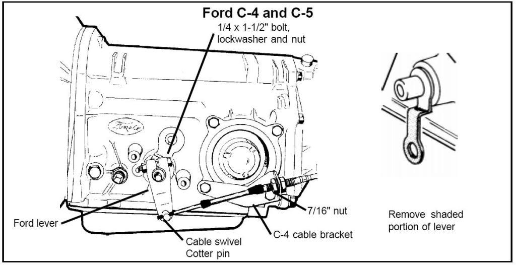 ford c4 wiring diagram